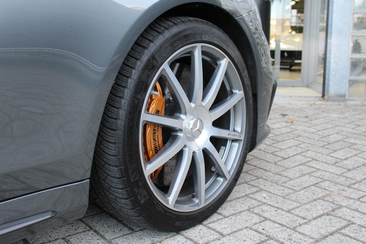 Mercedes-AMG S 63 Renntech