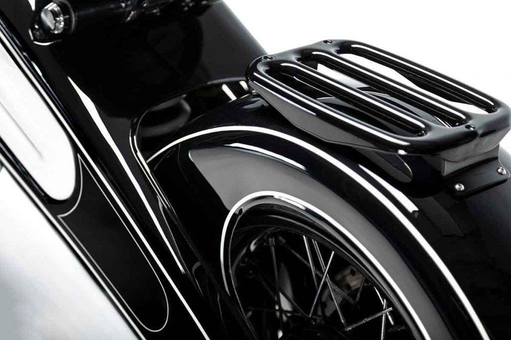 Nostalgia BMW R NineT