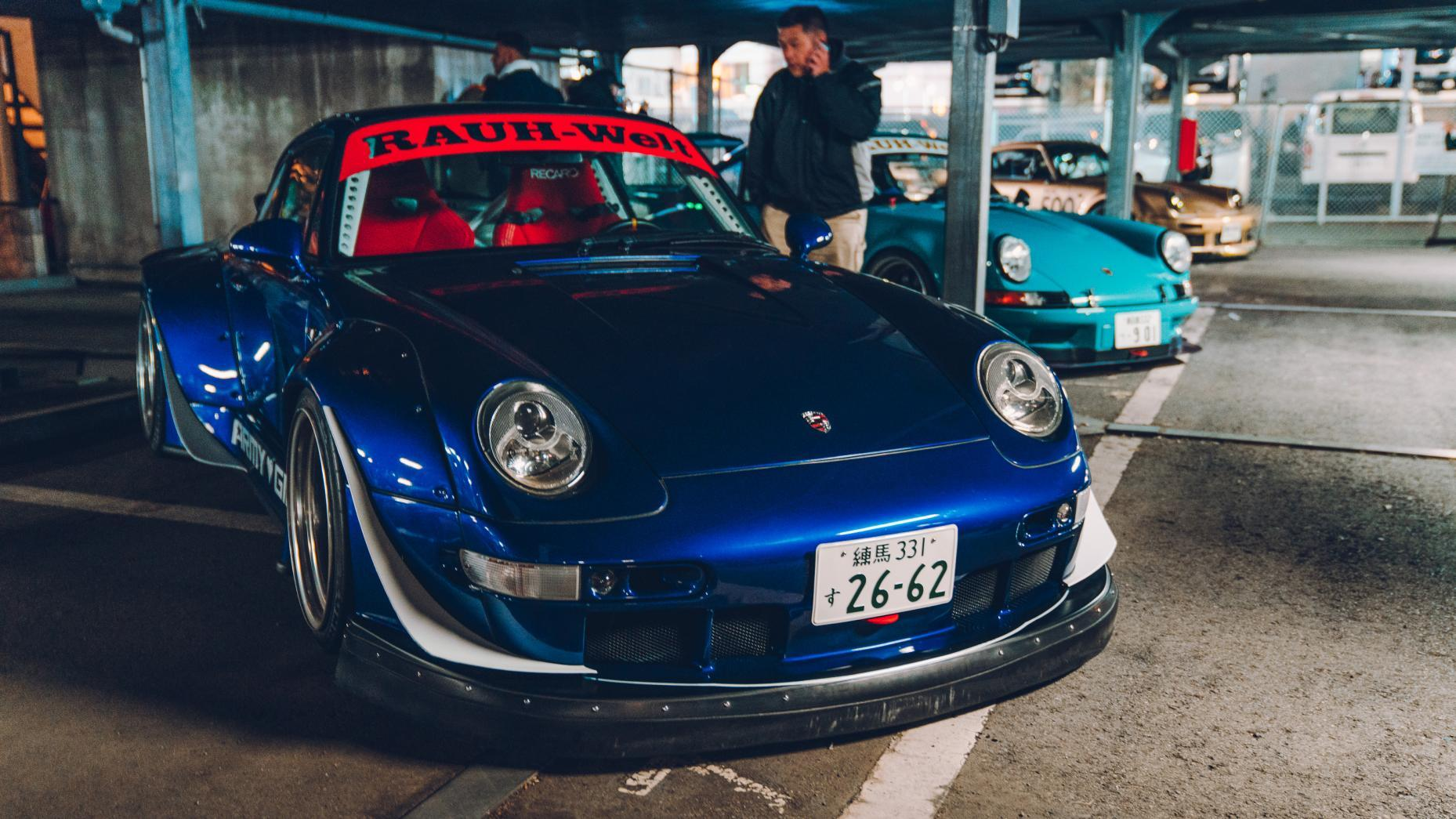 RWB-Porsches Rauh Welt Begriff