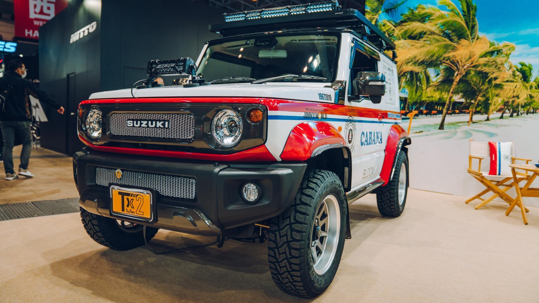 Suzuki Jimny Cabana