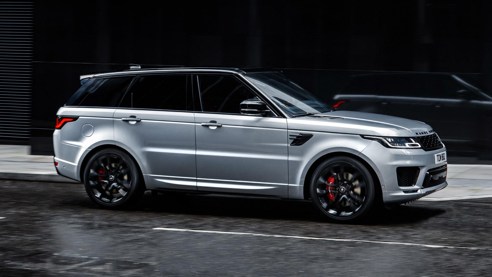 Land Rover Range Rover HST