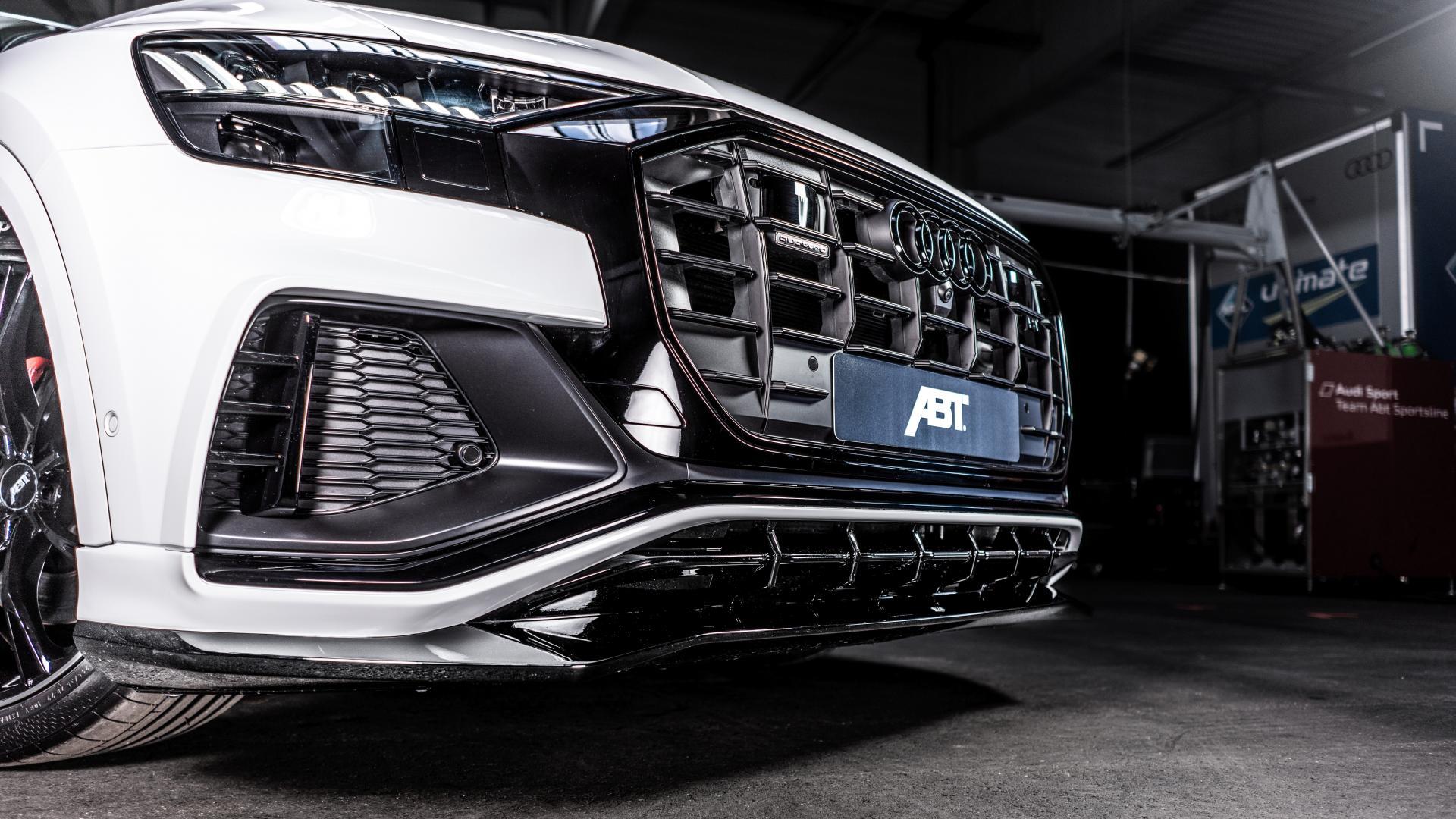 Abt Audi Q8 grille