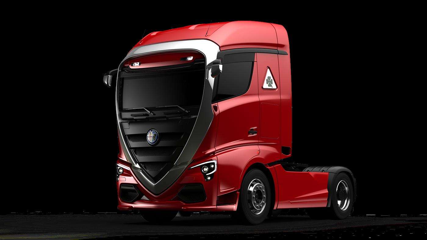 Alfa Romeo Vrachtwagen