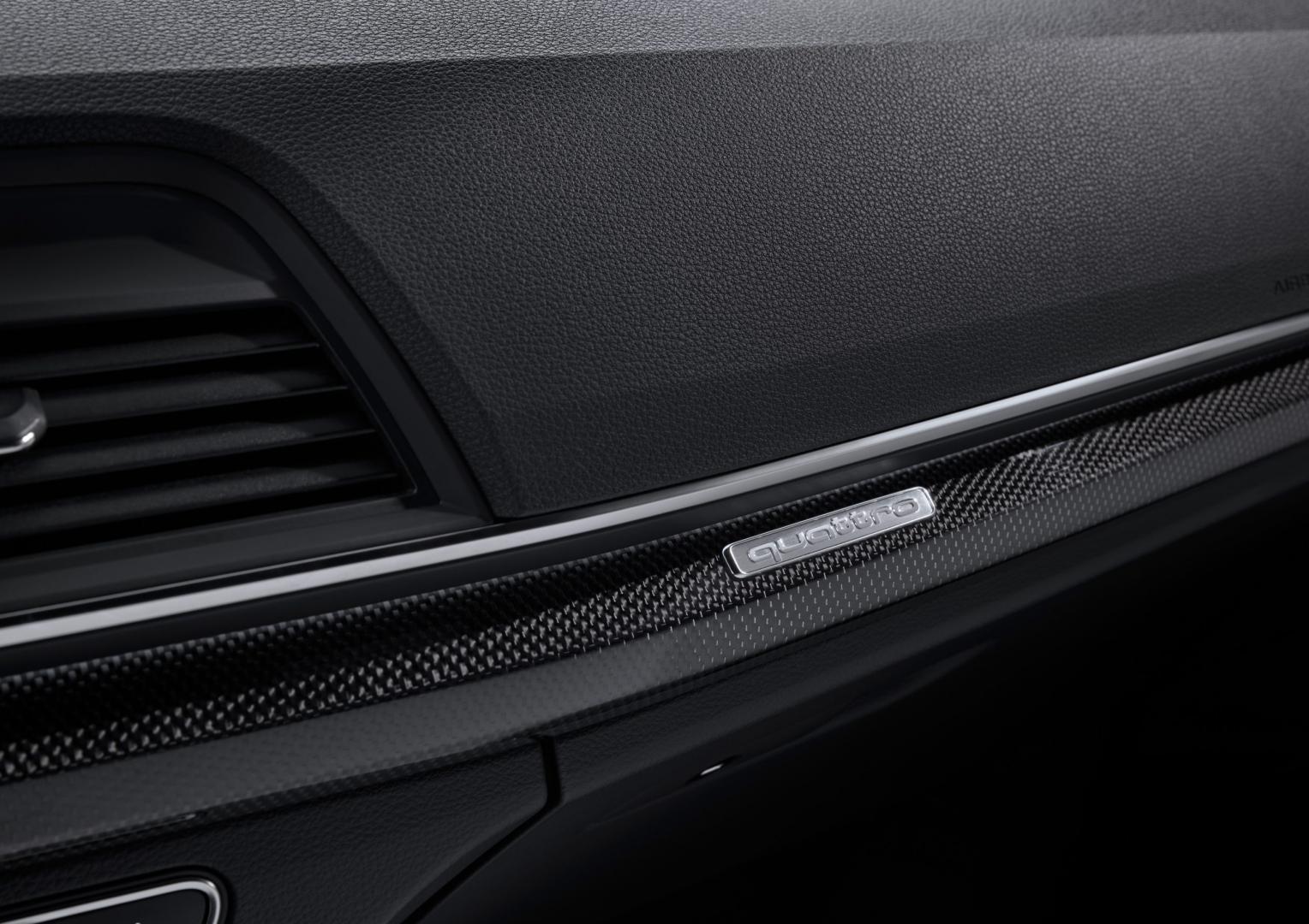 Audi SQ5 TDI quattro koolstofvezel