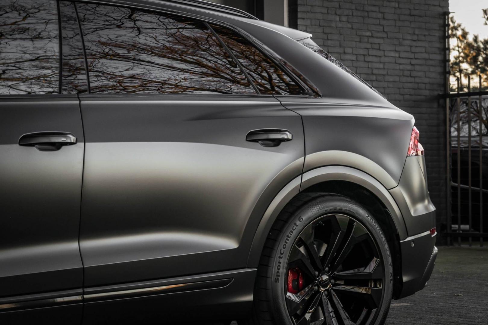 Audi Q8 Auto van Giel de Winter