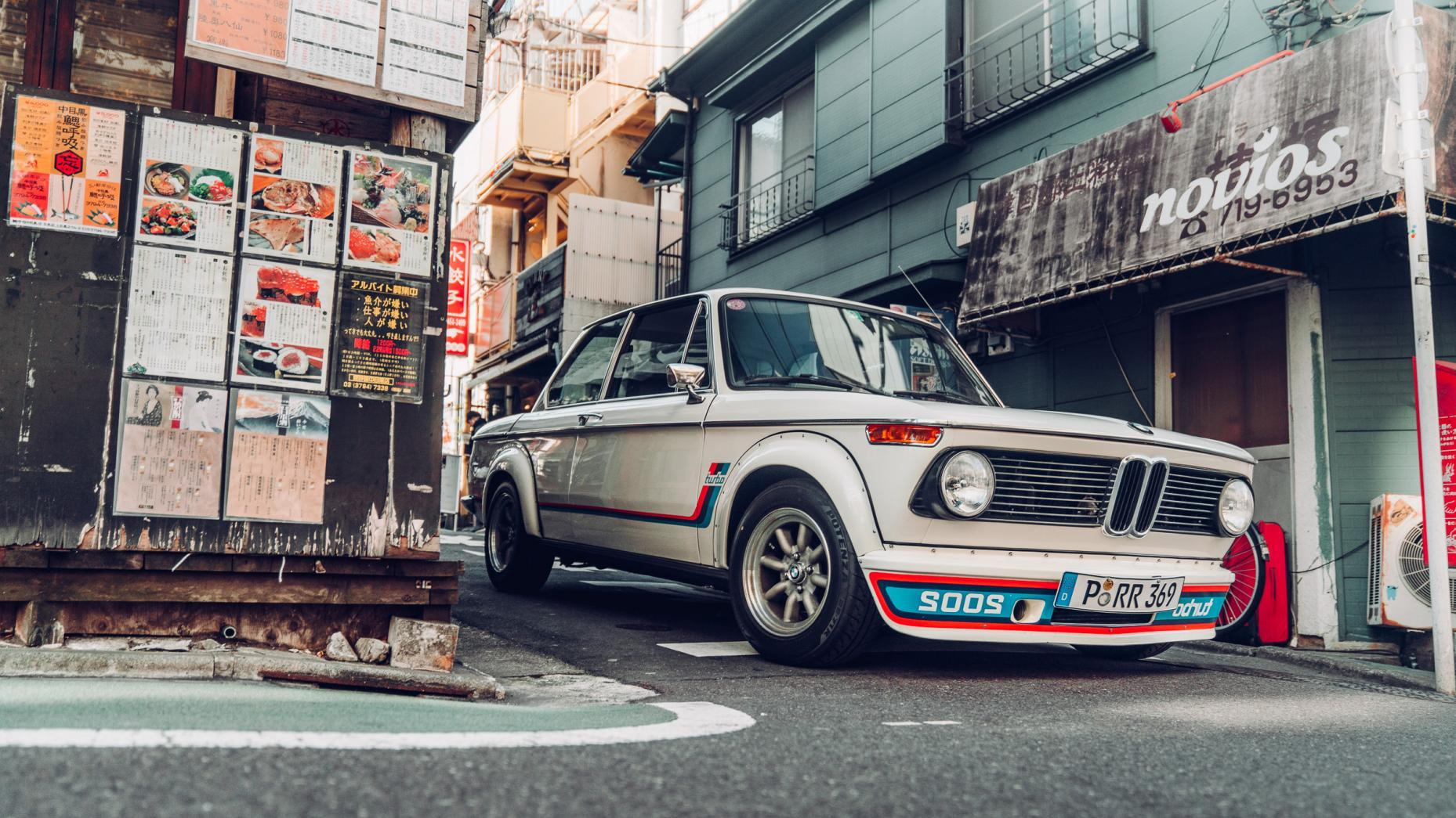BMW 2002 Turbo Japan