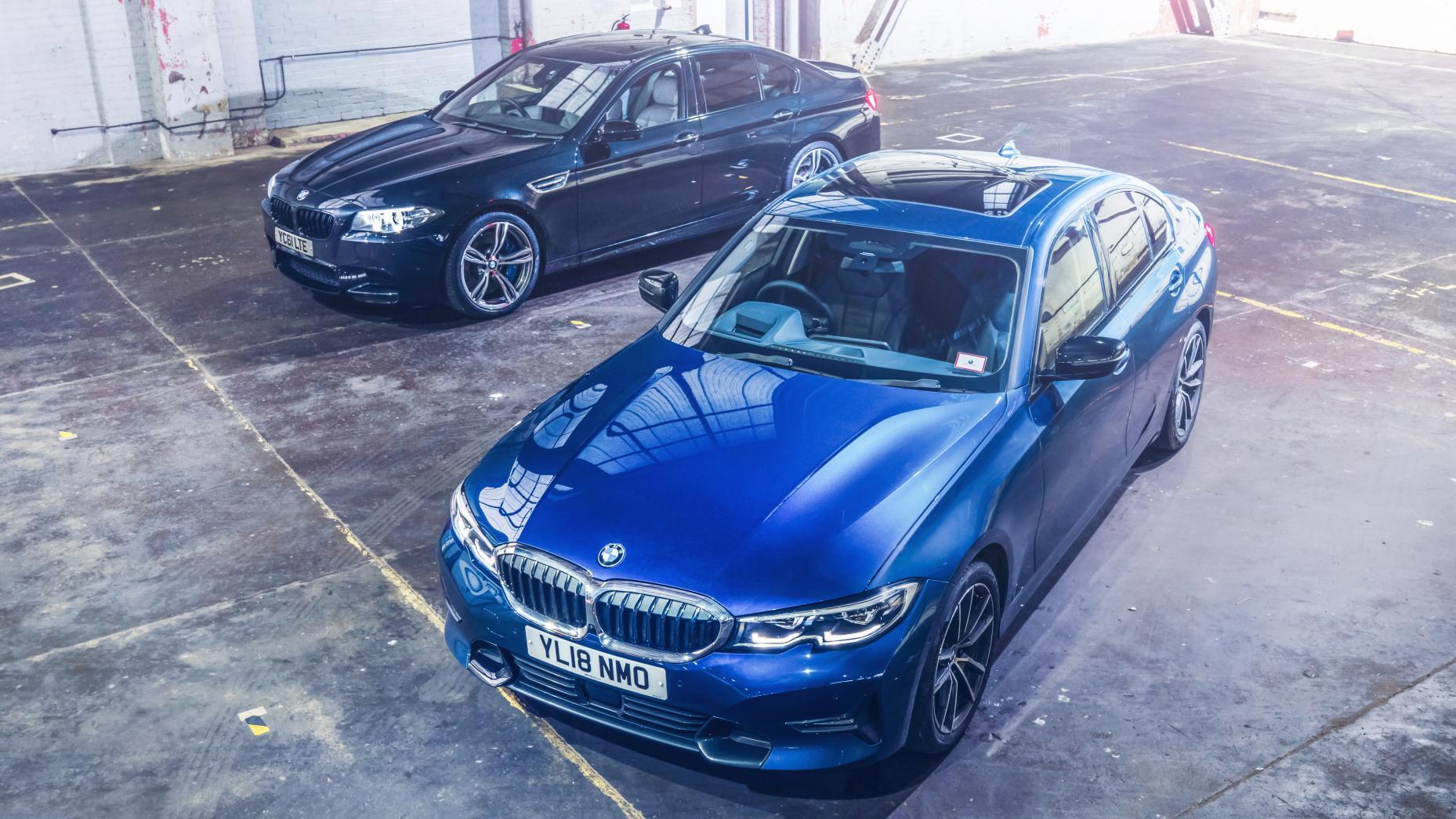 BMW M5 / BMW 320d