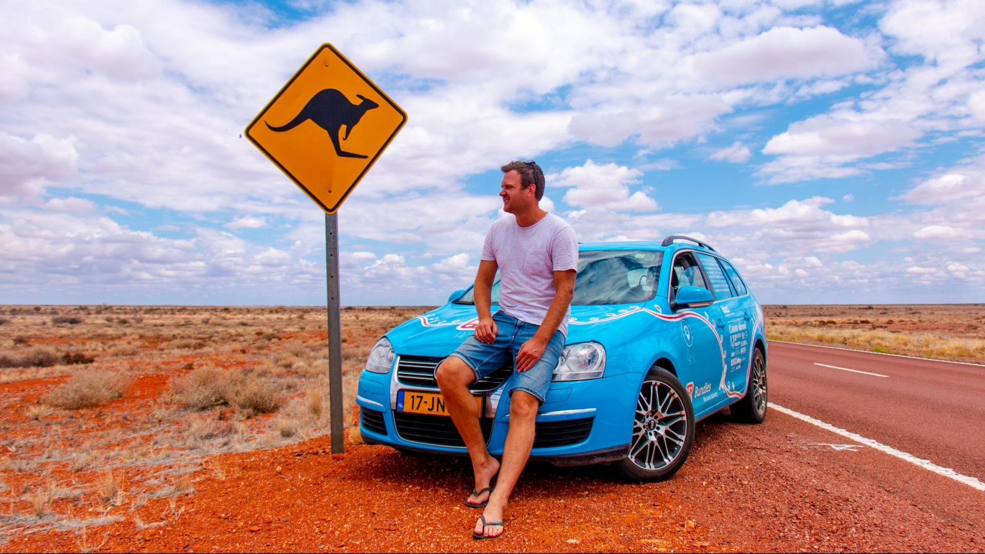 Elektrische Volkswagen Golf in Australie