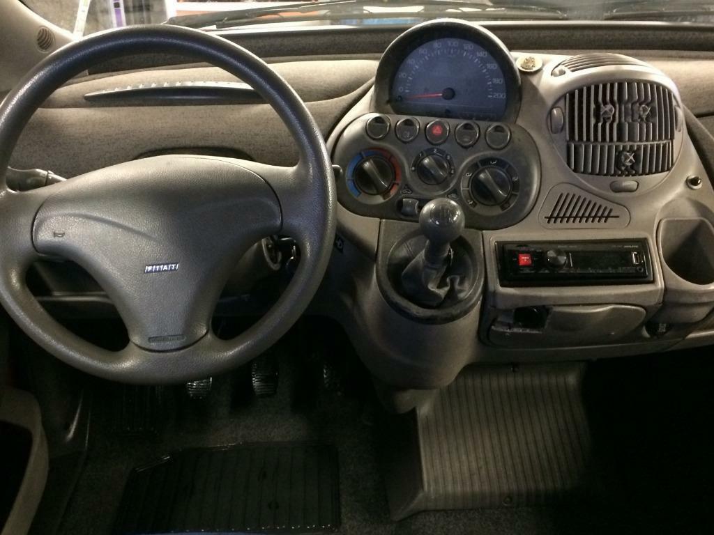 Fiat Multipla RedFool