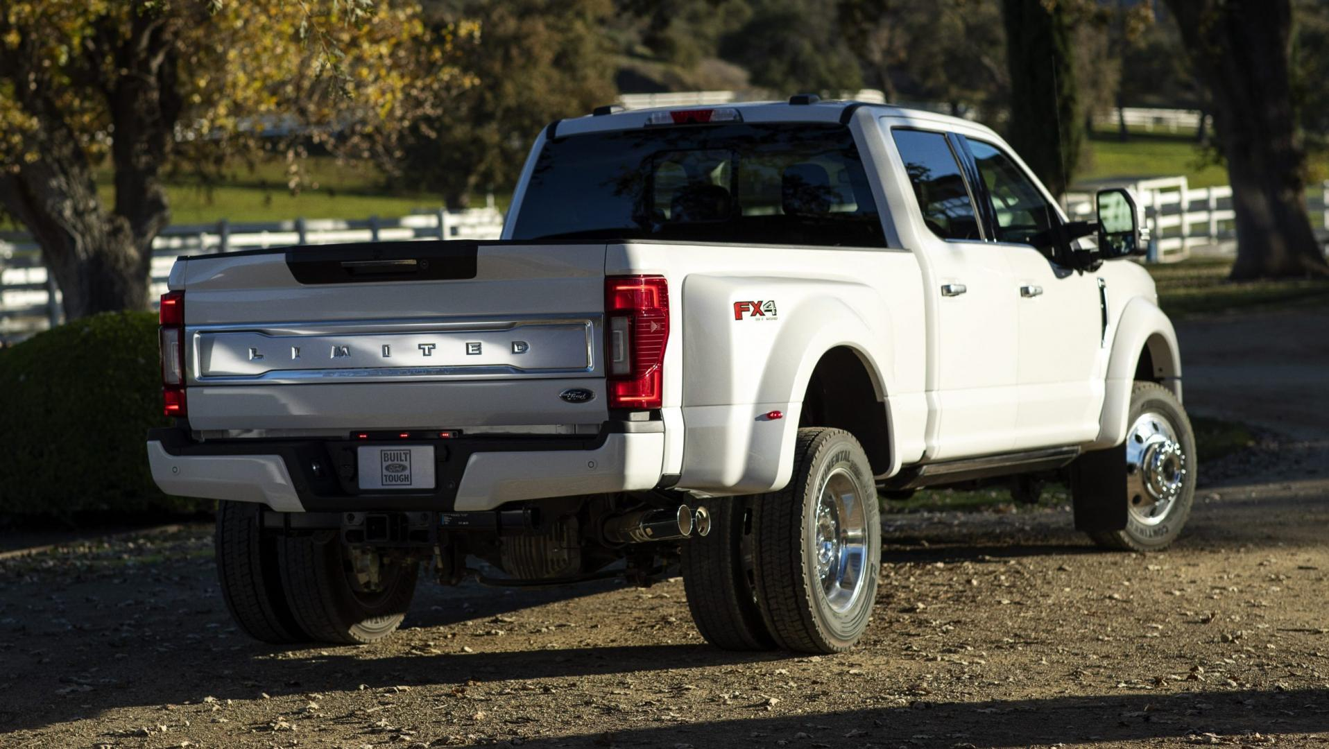 Ford F-series Super Duty 7,3-liter v8