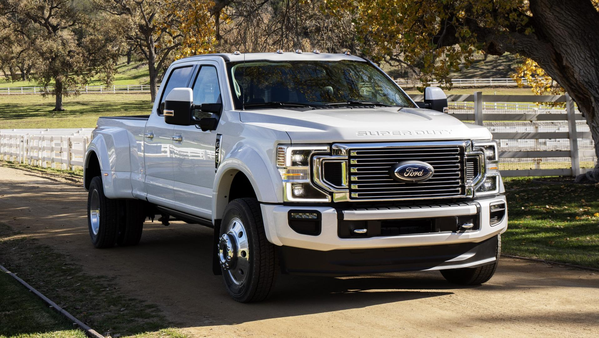 Ford F-series Super DutyFord F-series Super Duty 7,3-liter v8