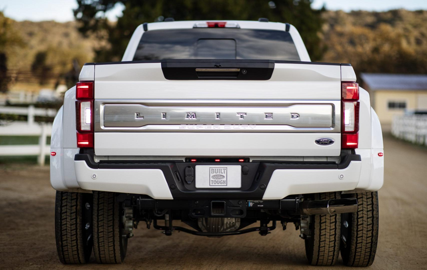 Ford F-series Super Duty knoppen