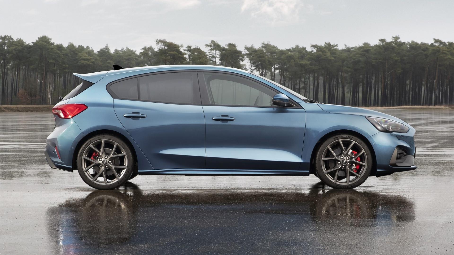 Ford Focus St 2019 Krijgt Rs Power Specificaties