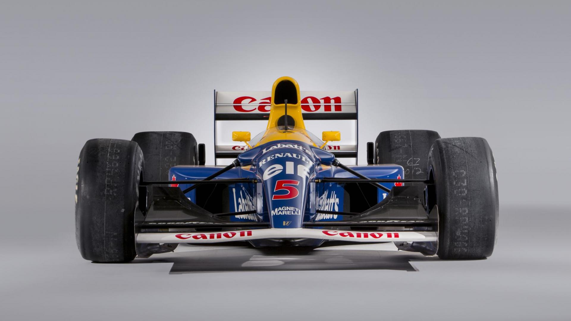 Formule 1 Nigel Mansell Williams FW14B