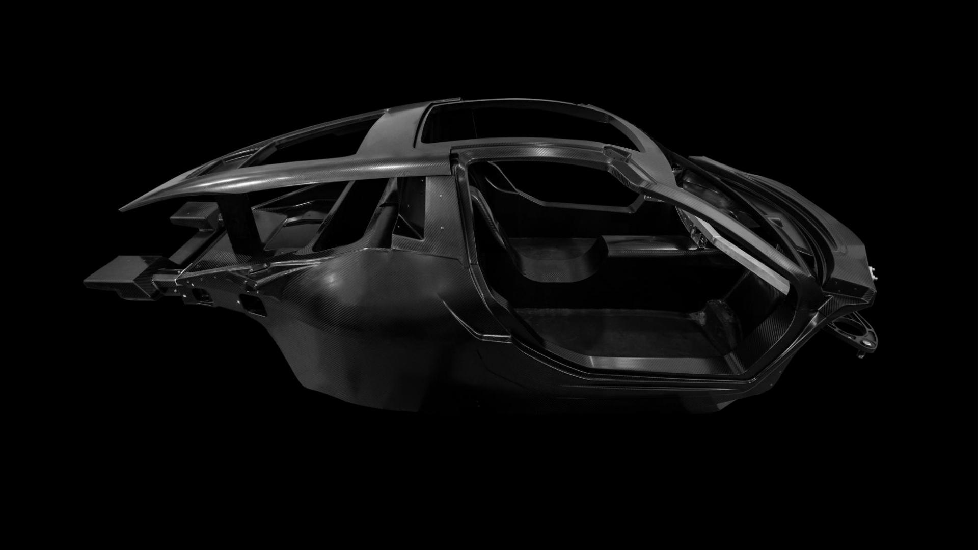 Hispano Suiza Carmen Monocoque 2019