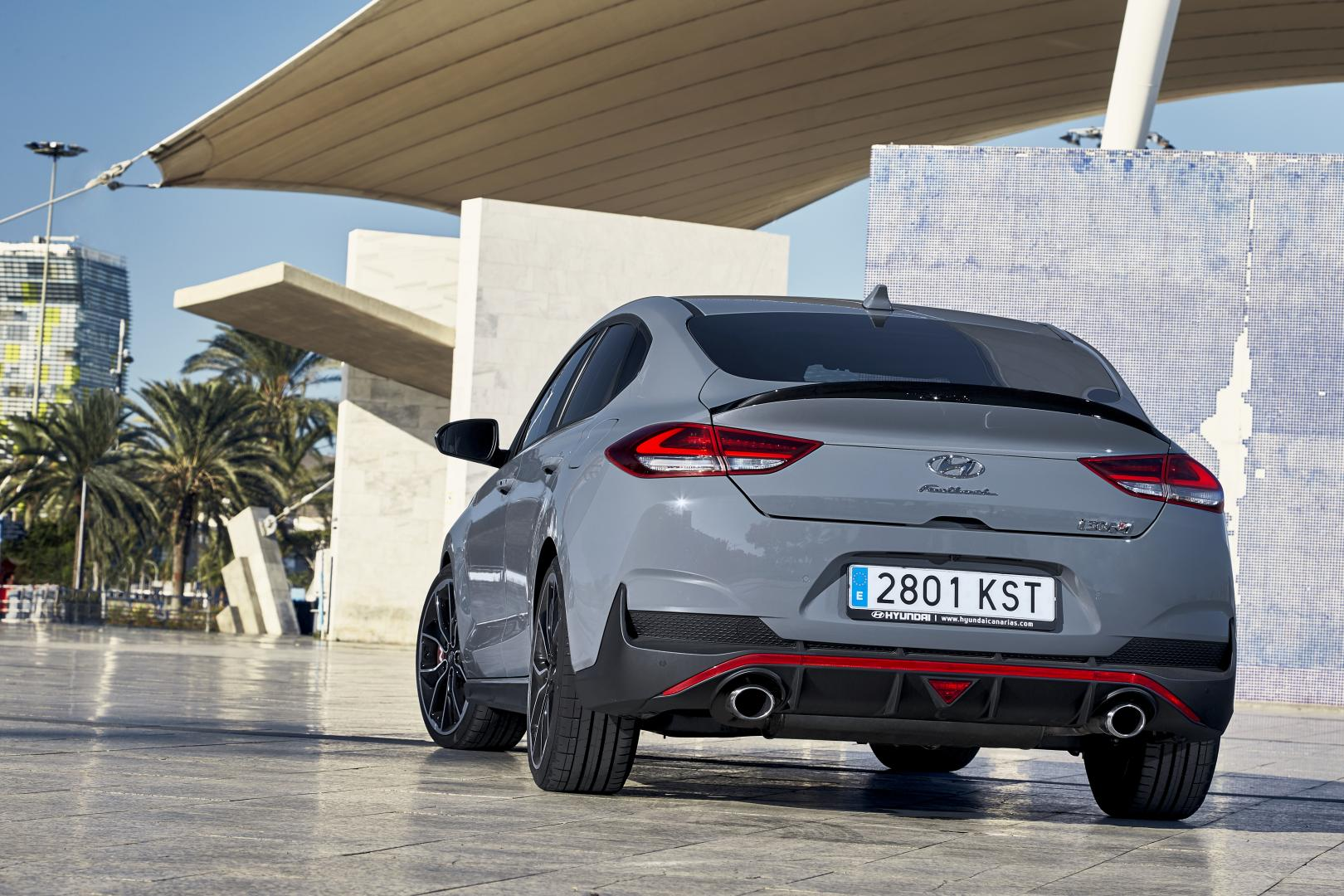 Hyundai i30 Fastback N Performance Package: test 2019
