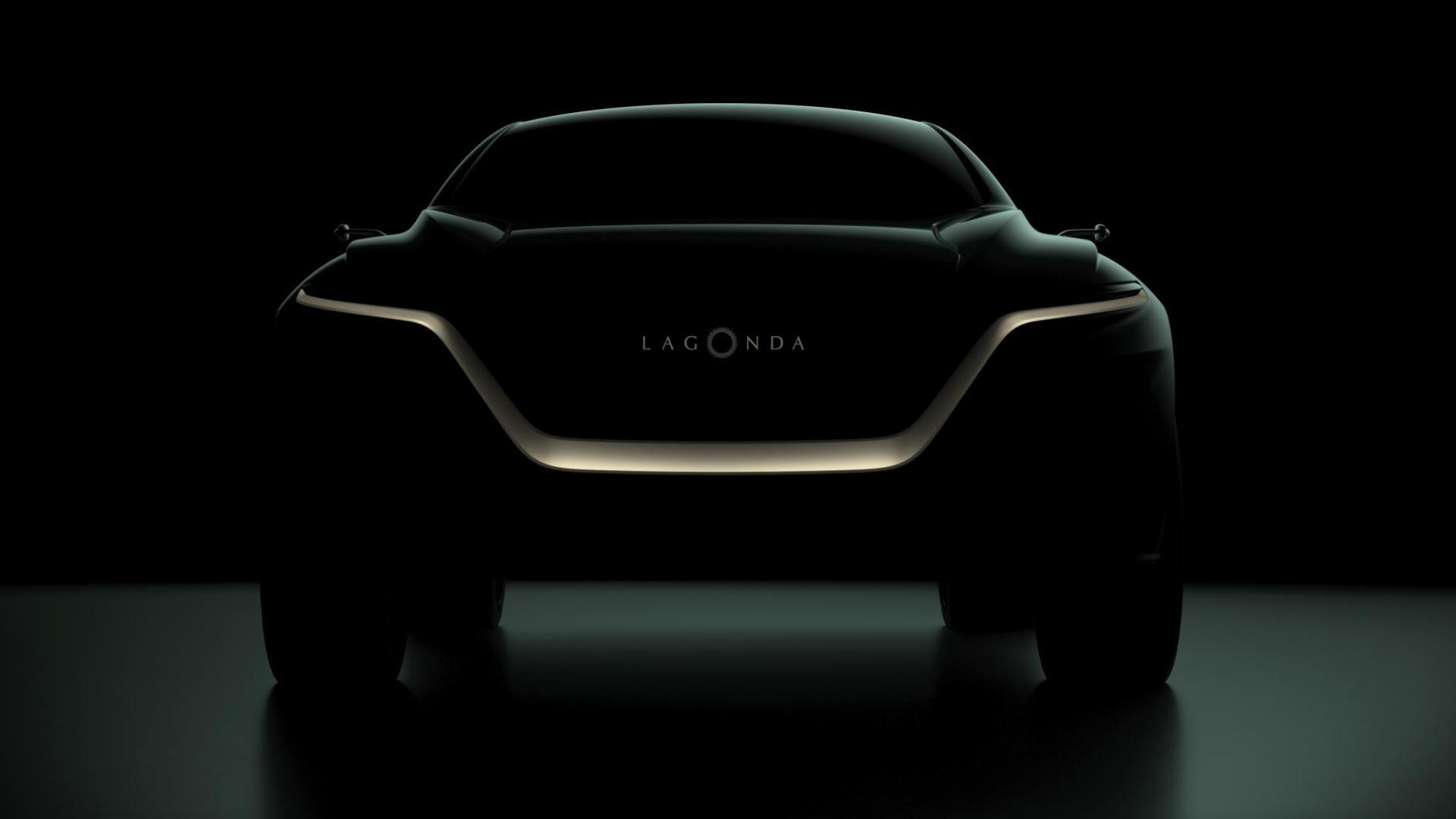Lagonda All-Terrain Concept elektrische SUV