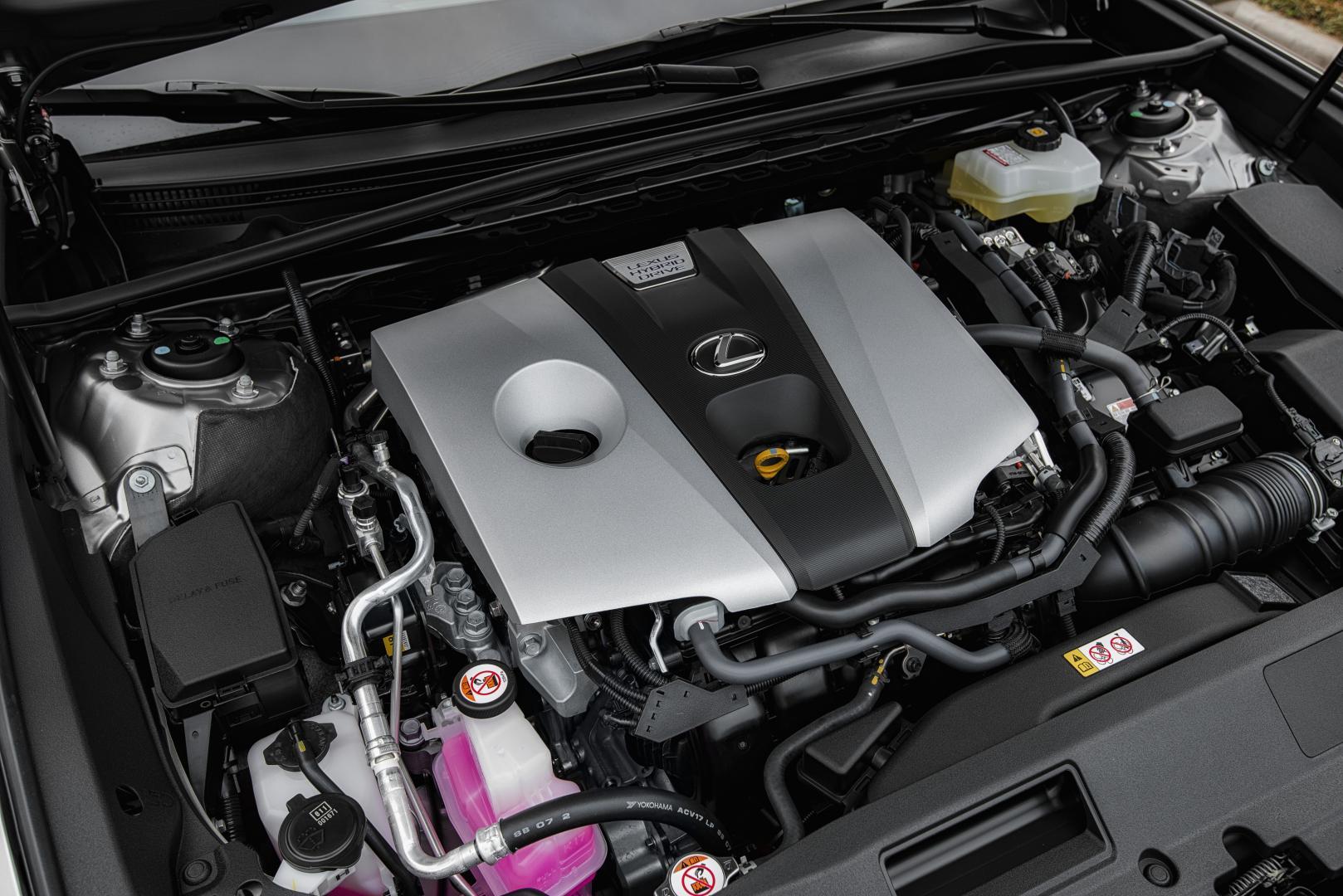 Lexus ES 300h F Sport Premium motor