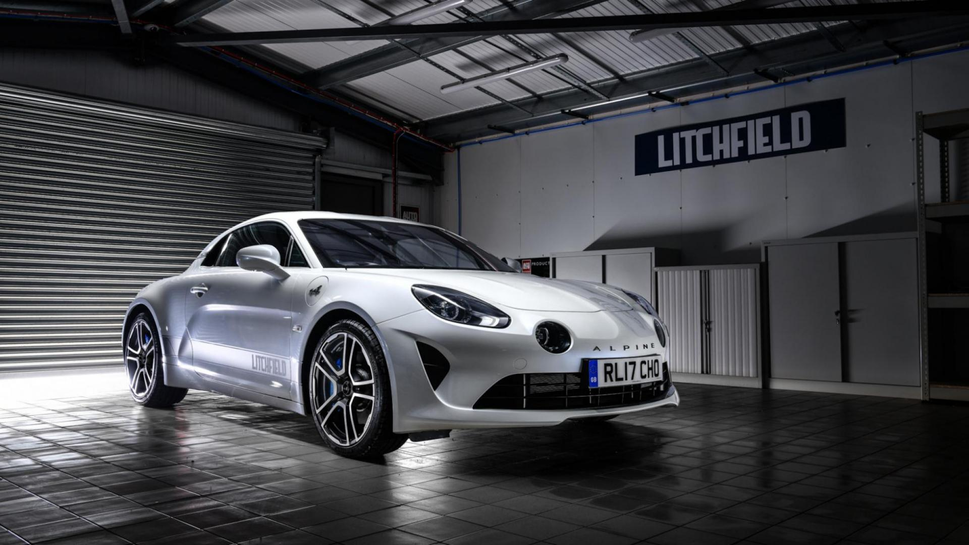 Litchfield Alpine A110