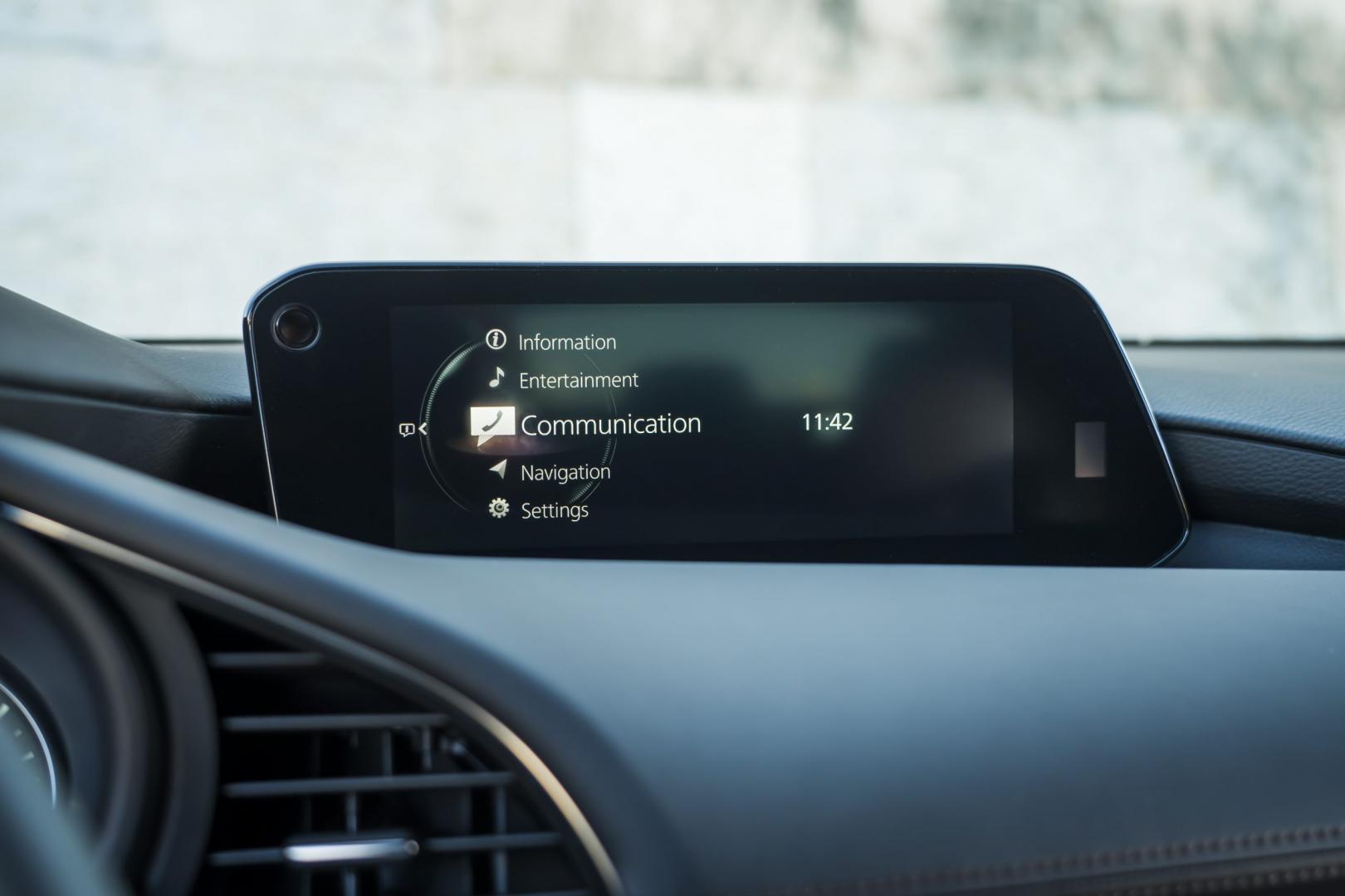 Mazda 3 2019 navigatie
