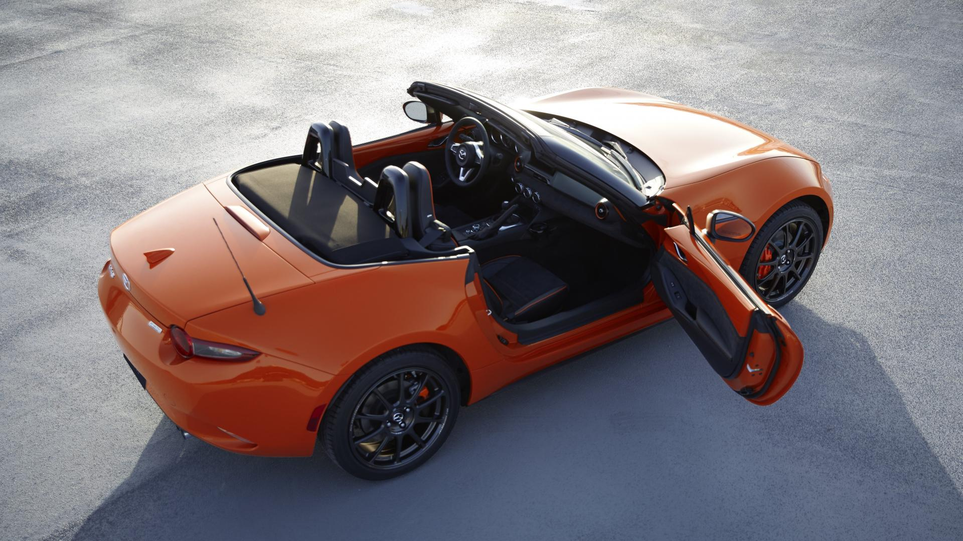 Mazda MX-5 30th Anniversary Roadster
