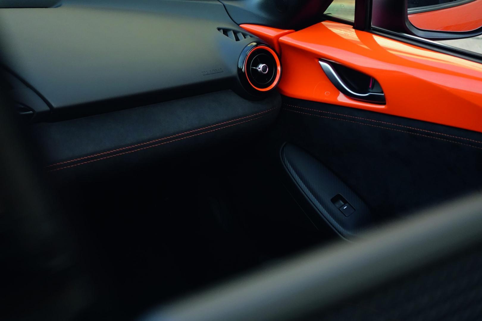 Mazda MX-5 30th Anniversary interieur