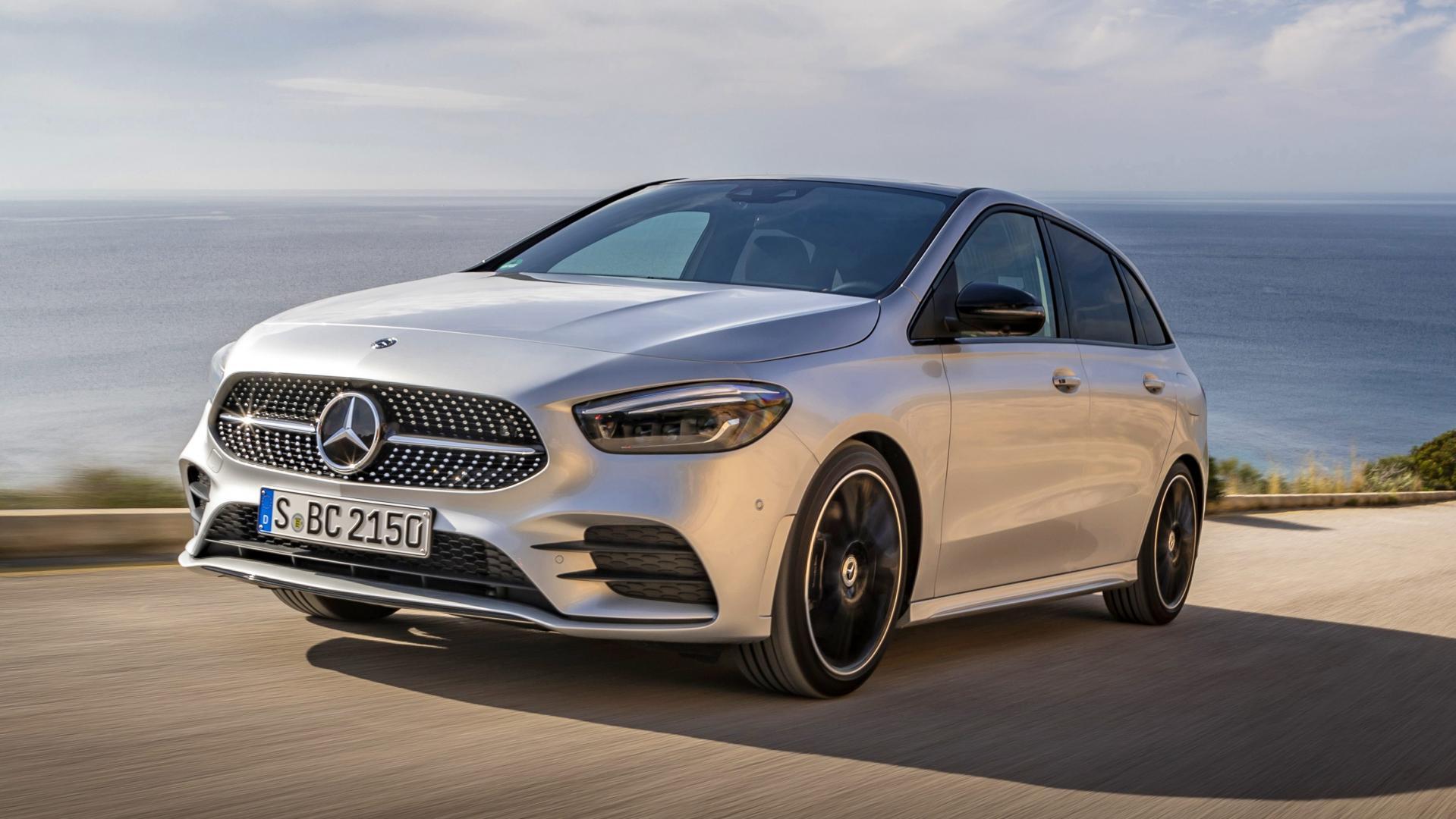 Mercedes-Benz B-klasse 2018