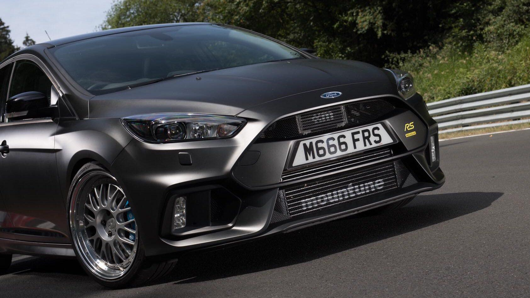 Ford Focus RS Mountune 2019