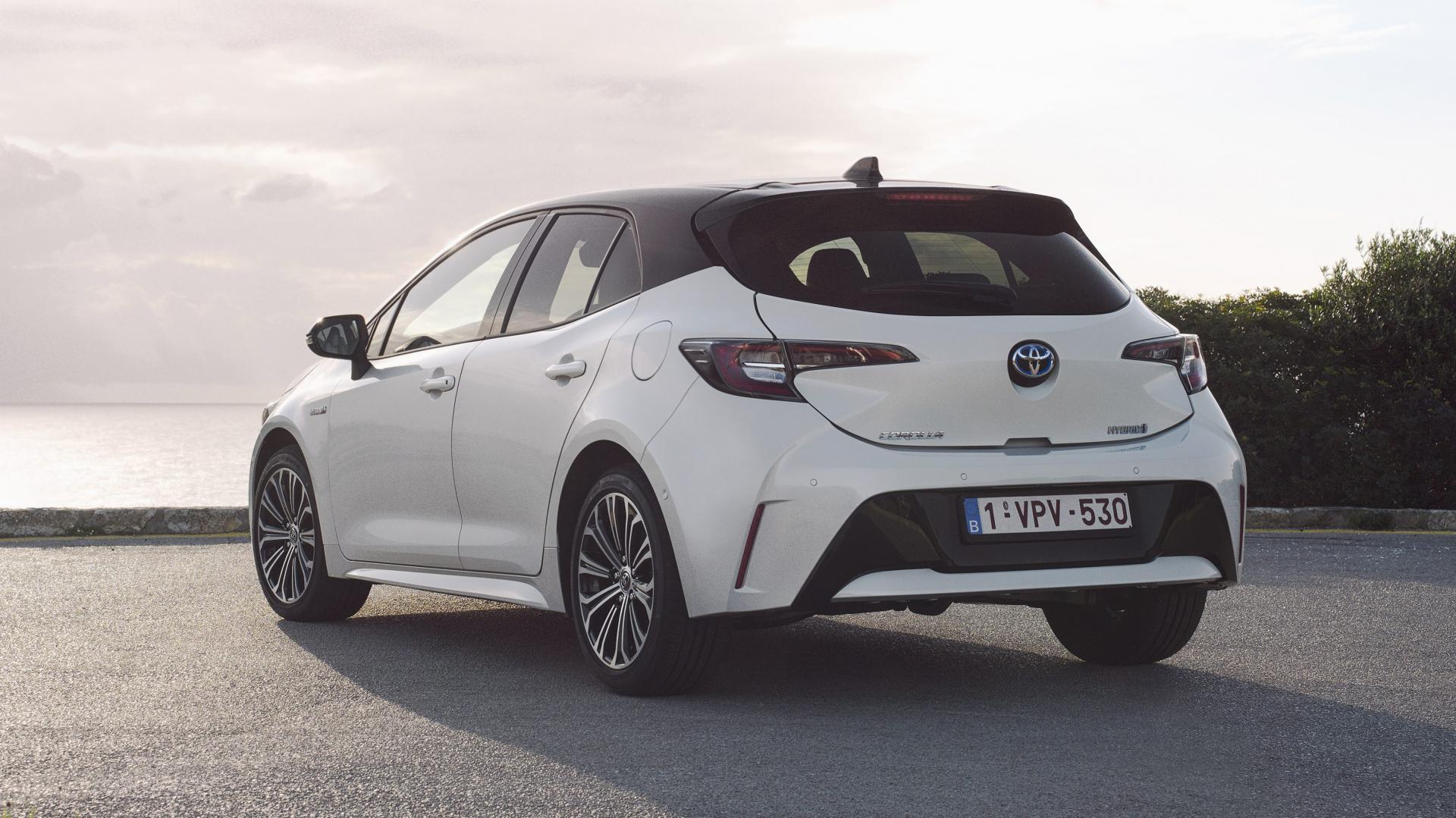 Nieuwe Toyota Corolla: 1e rij-indruk 2019