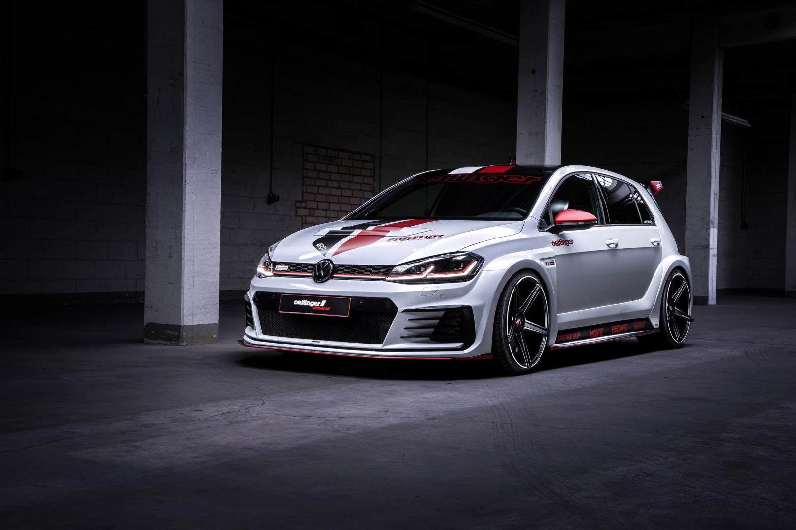 Oettinger Volkswagen Golf TCR