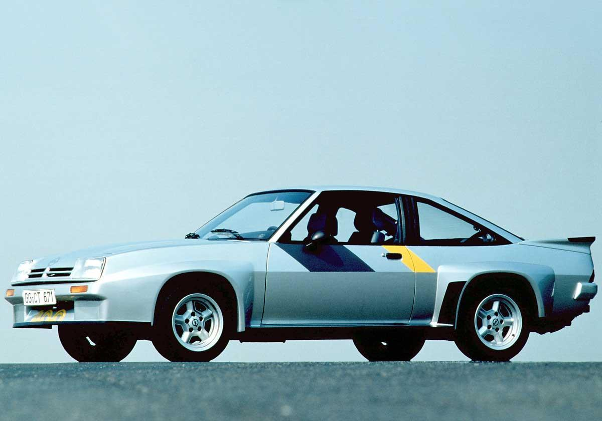 Opel Manta B GSi