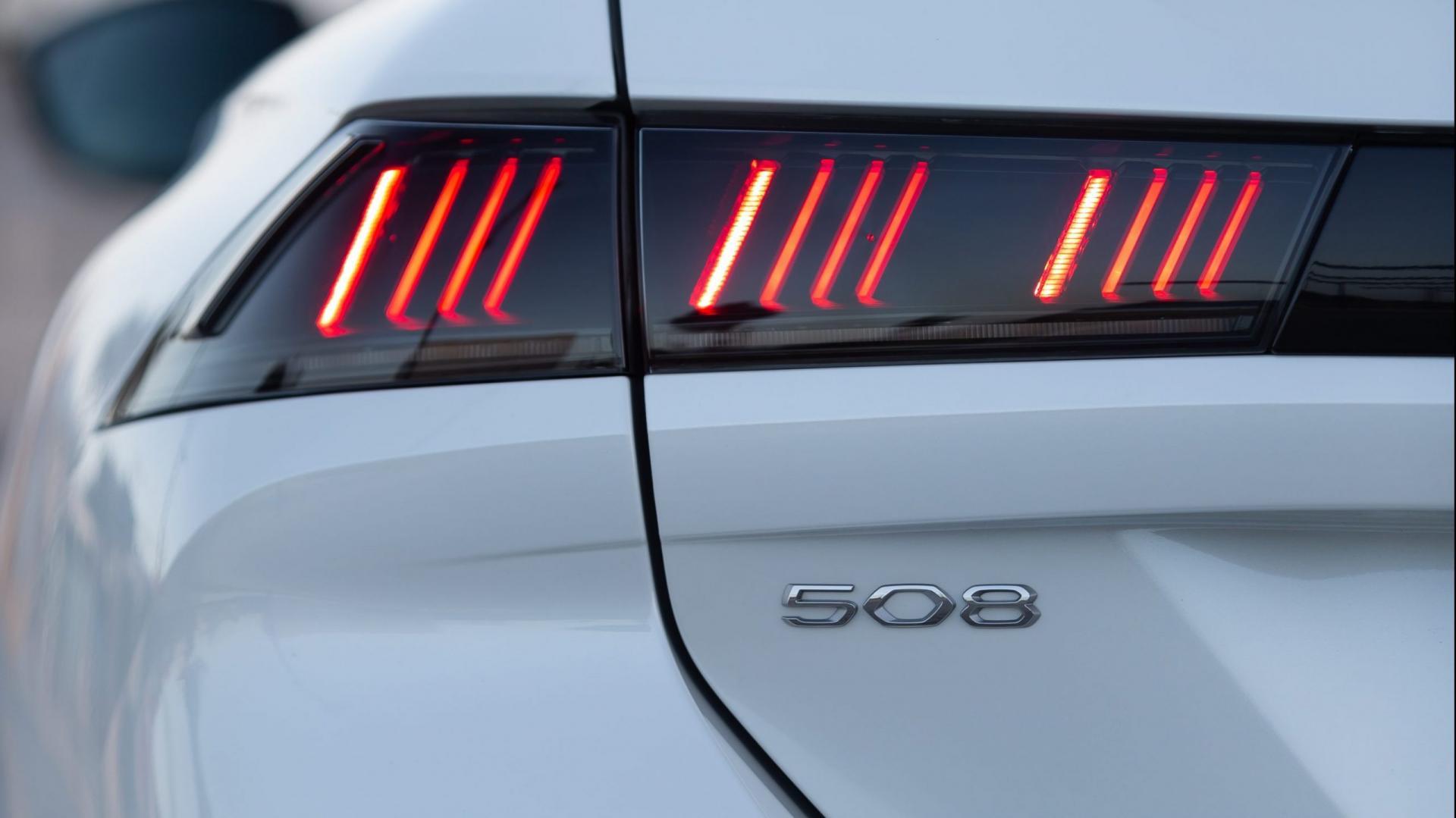 Peugeot 508 SW PureTech 180 GT-line
