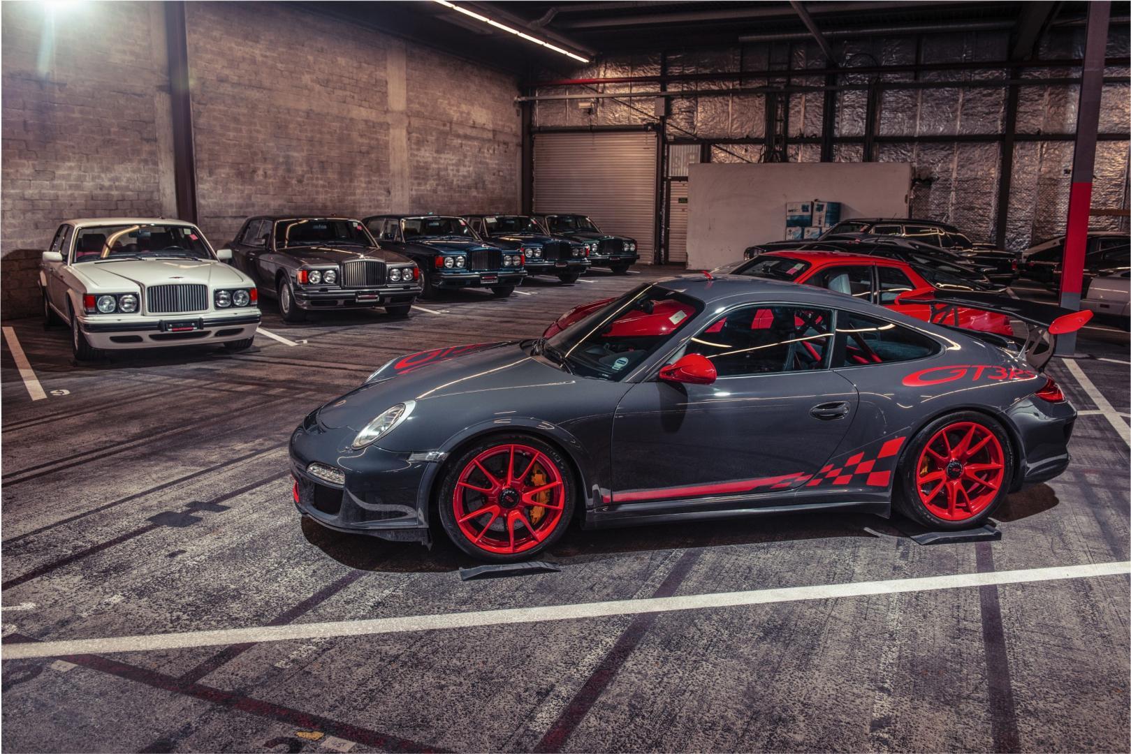 Porsche 911 GT3 RS 997 Rolls-ROyce