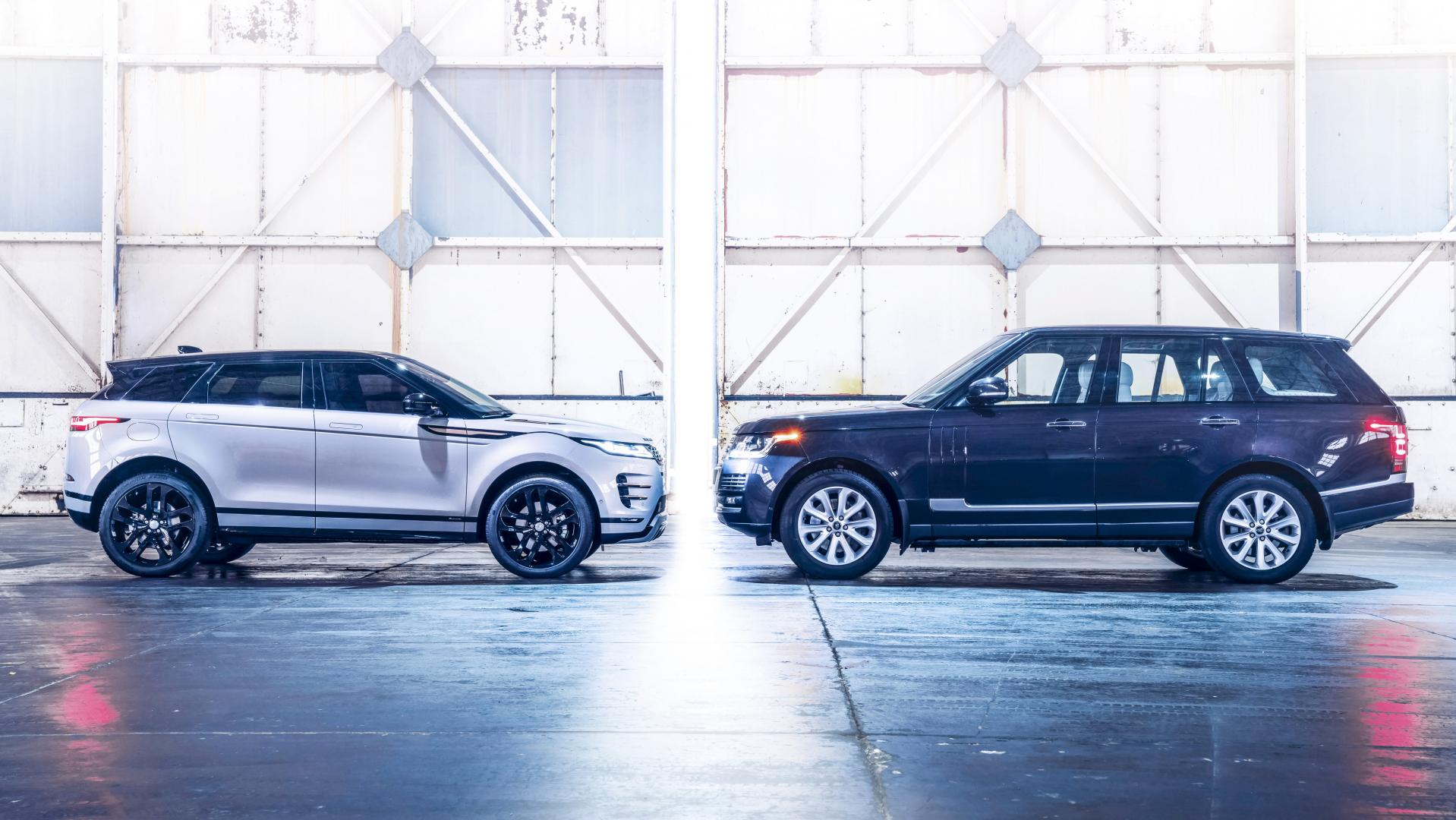 Range Rover Vogue / Evoque