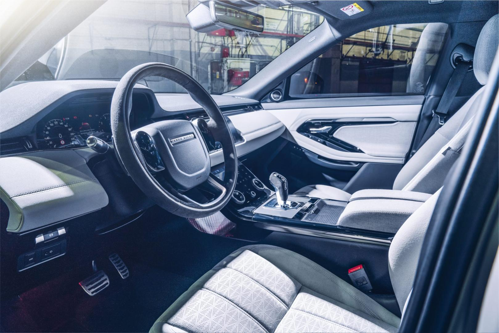 Range Rover Vogue interieur