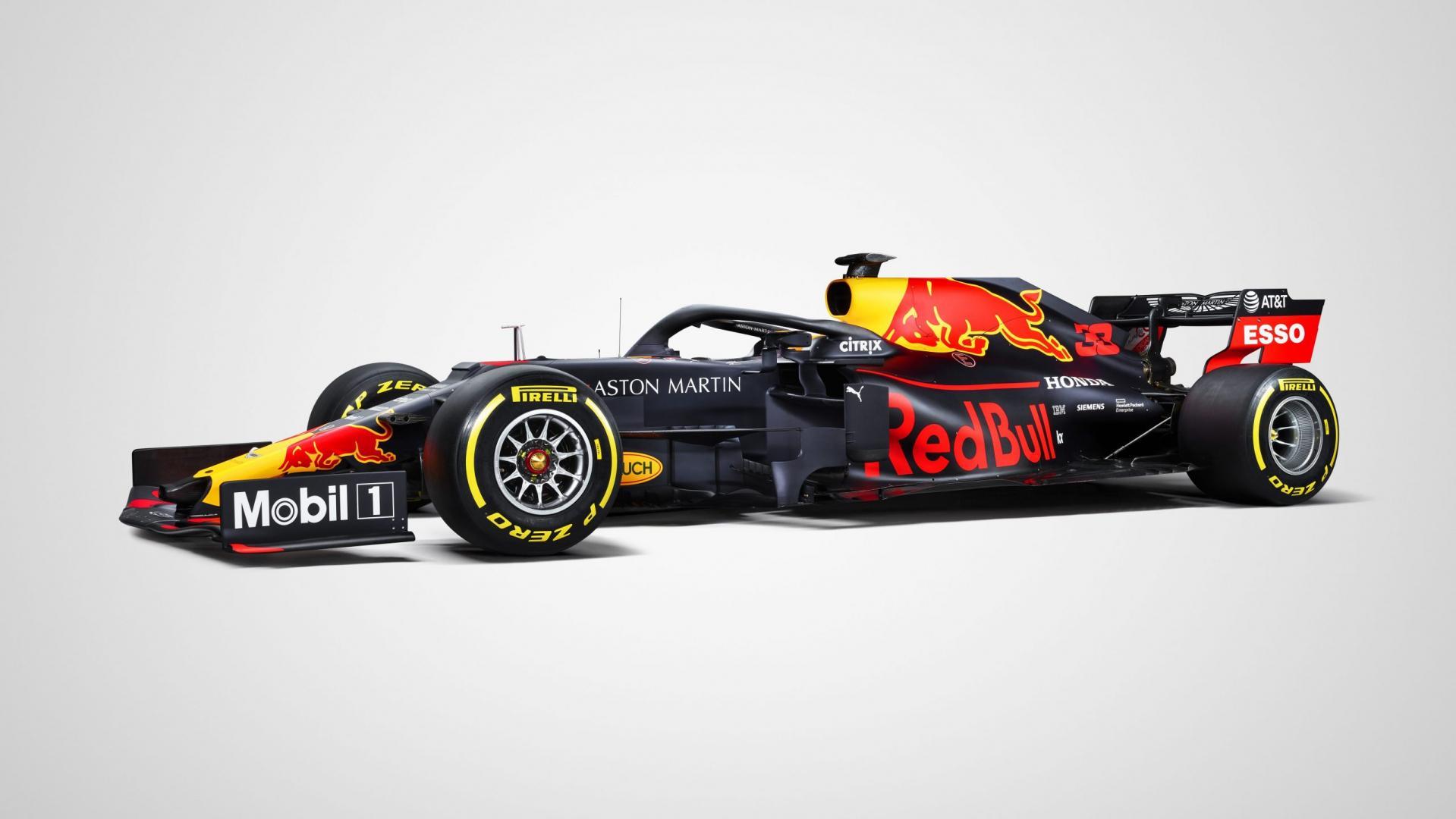 Red Bull RB15 Max Verstappen