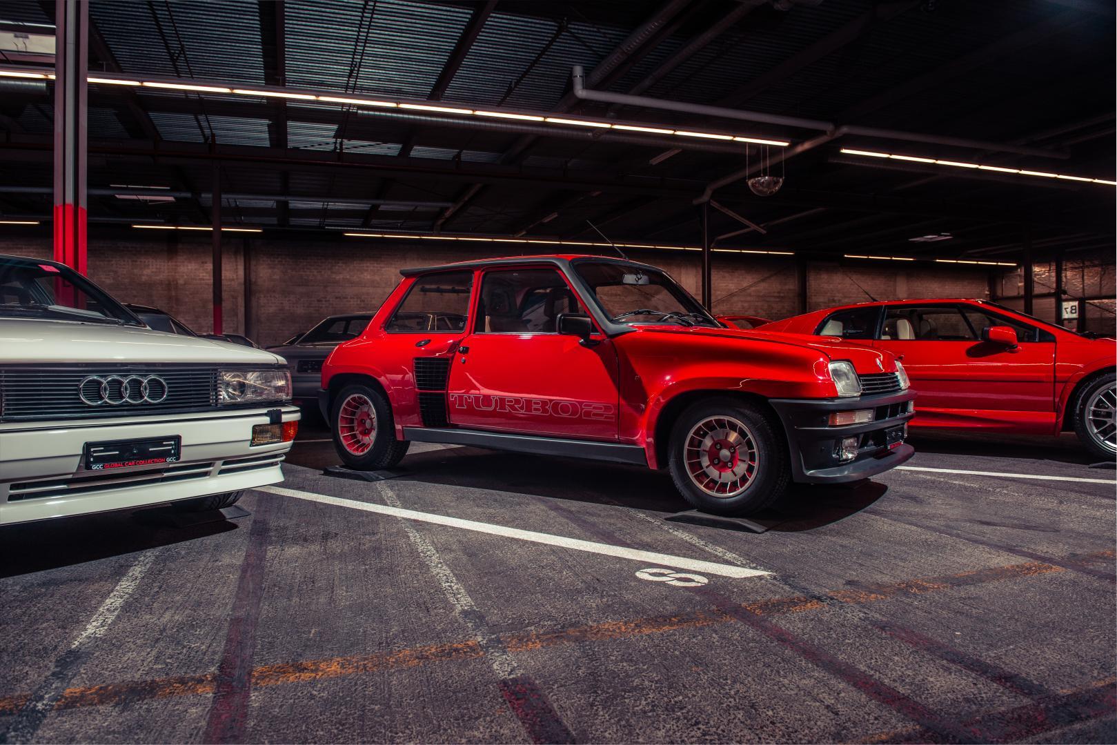 Renault 5 Turbo 2 AUdi Quattro