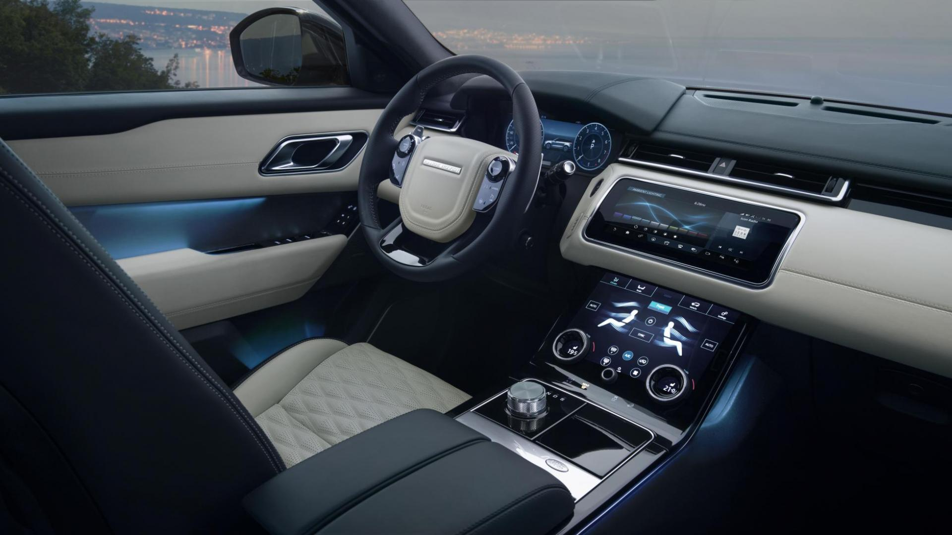 Range Rover Velar SVAutobiography Dynamic Edition interieur