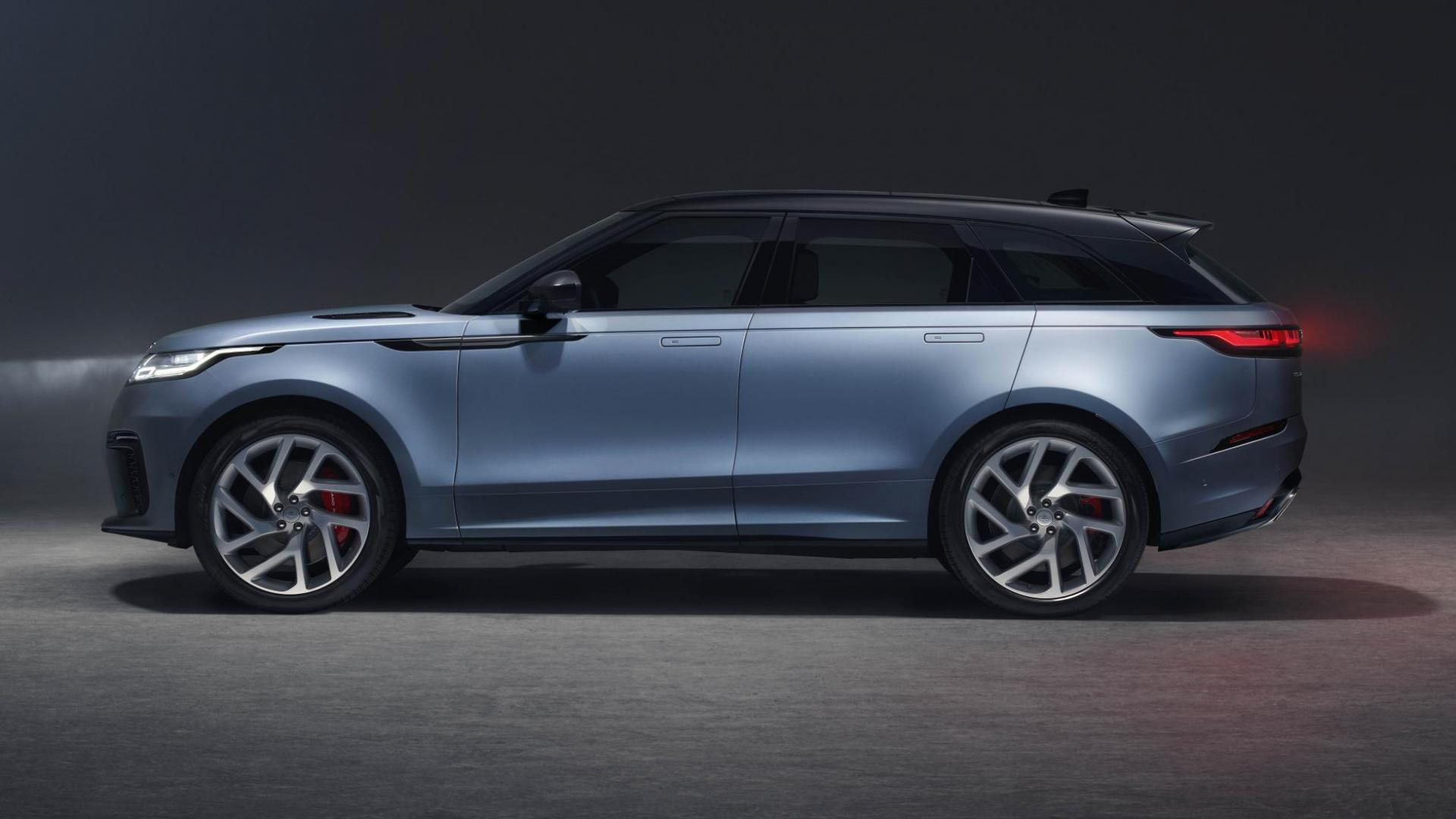 Range RoverVelar SVAutobiography DynamicEdition