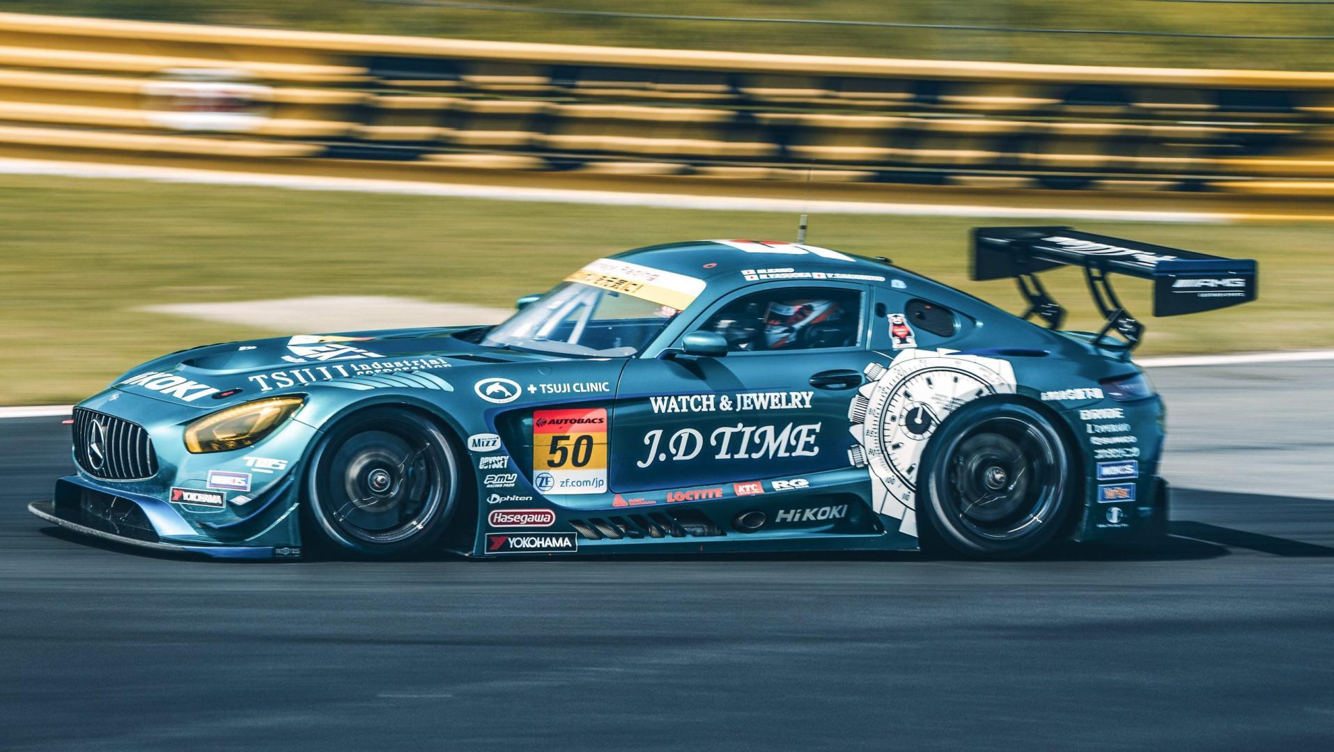 Mercedes-AMG Super GT