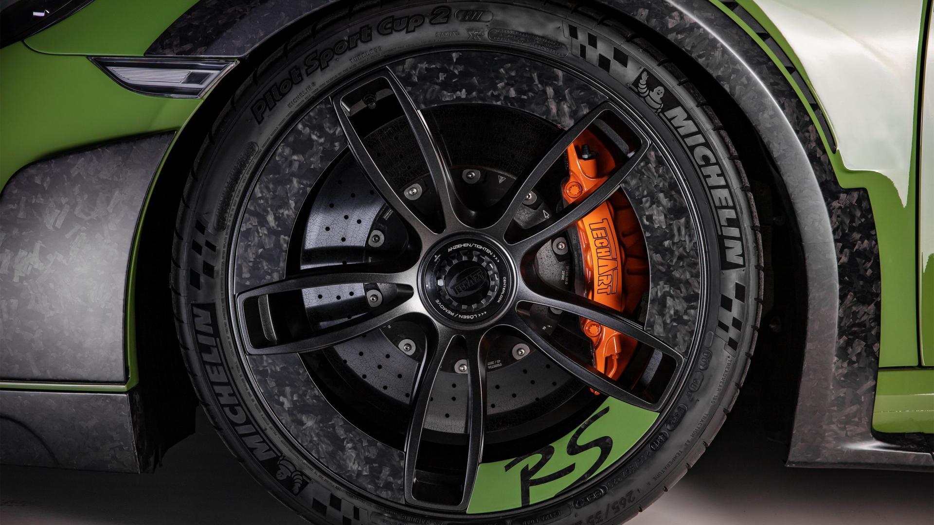 TechArt GTstreet RS wielen