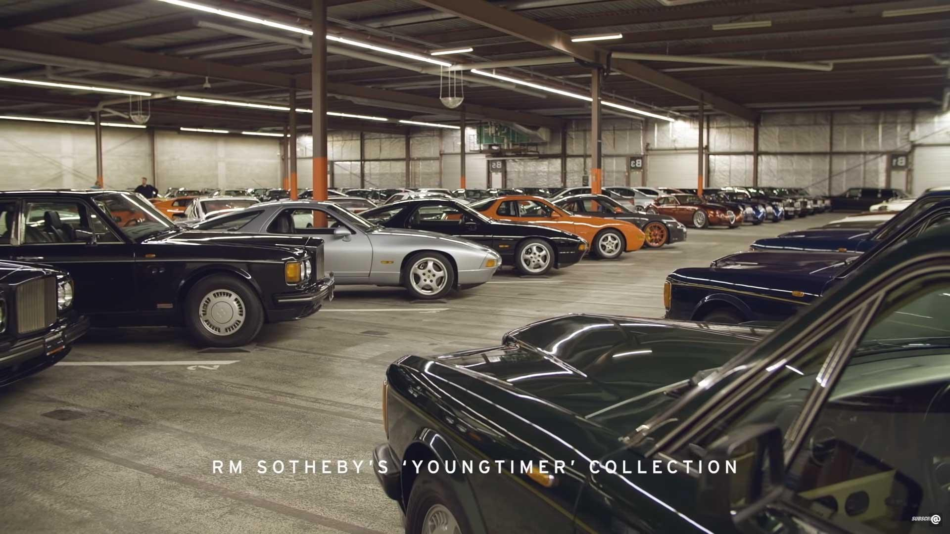 Chris Harris Drives: ultieme youngtimercollectie