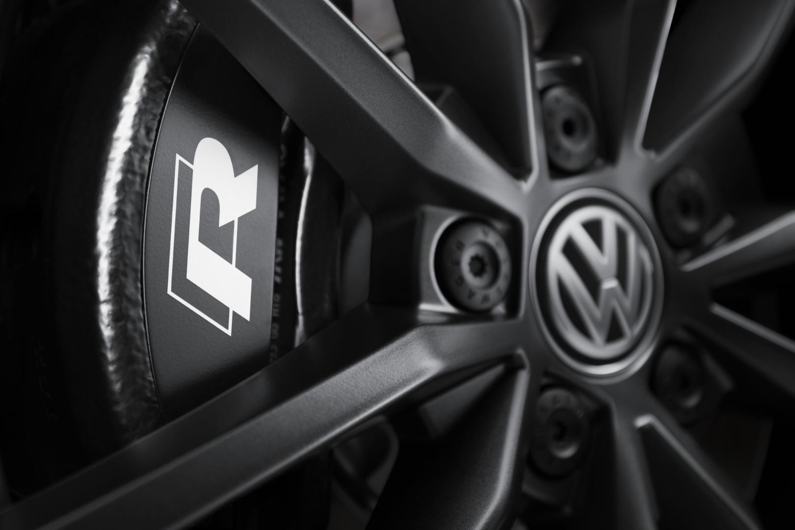 Volkswagen T-Roc R 2019 velg remVolkswagen R-modellen