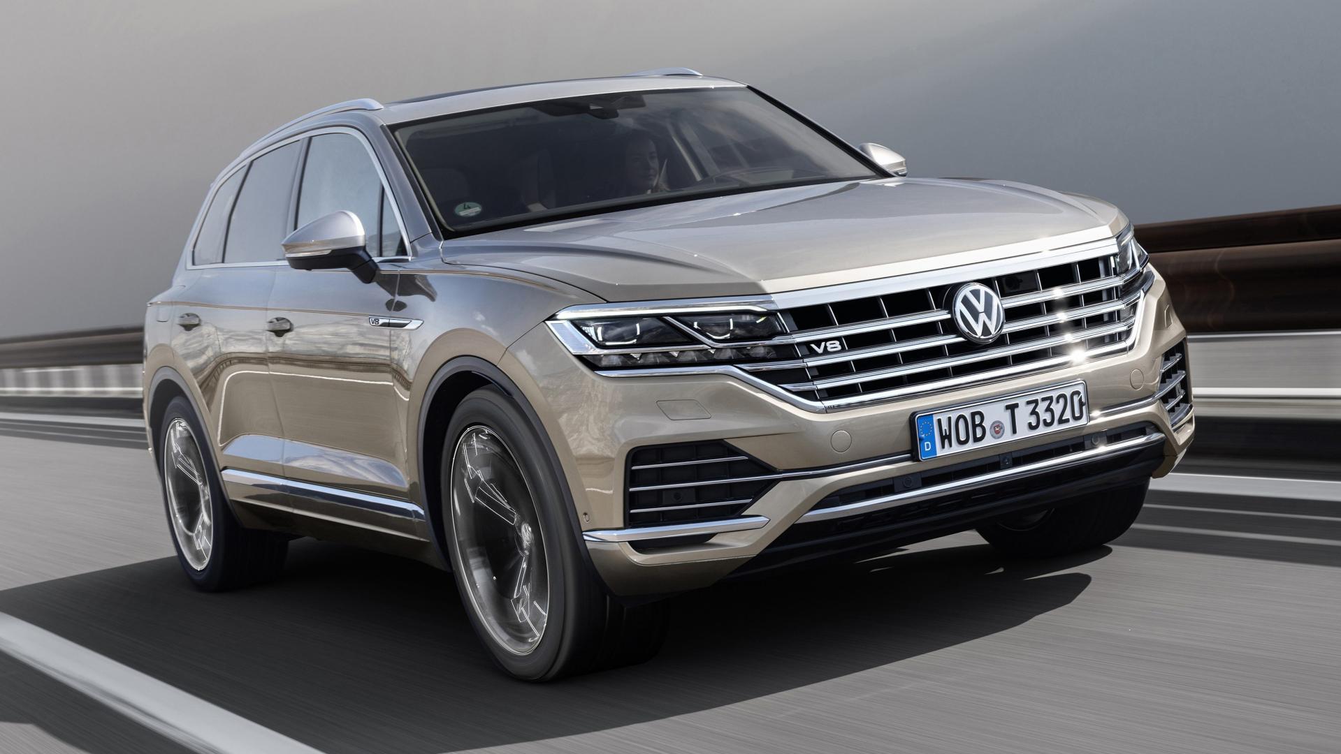 Volkswagen Touareg V8 TDI 2019