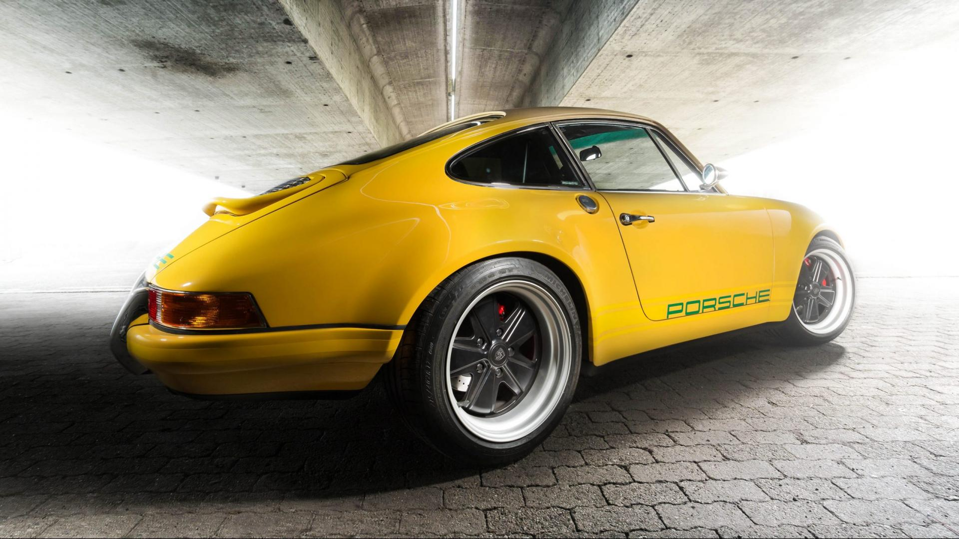 Von Schmidt 005 Porsche 911