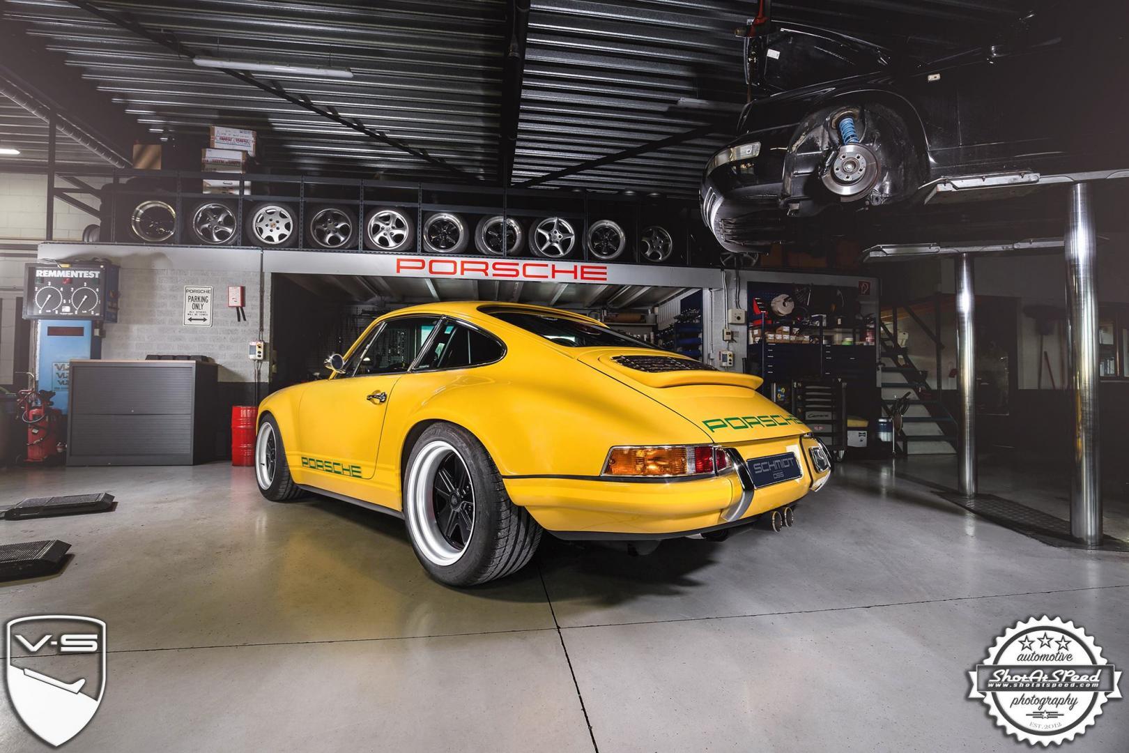 Von Schmidt Porsche 911