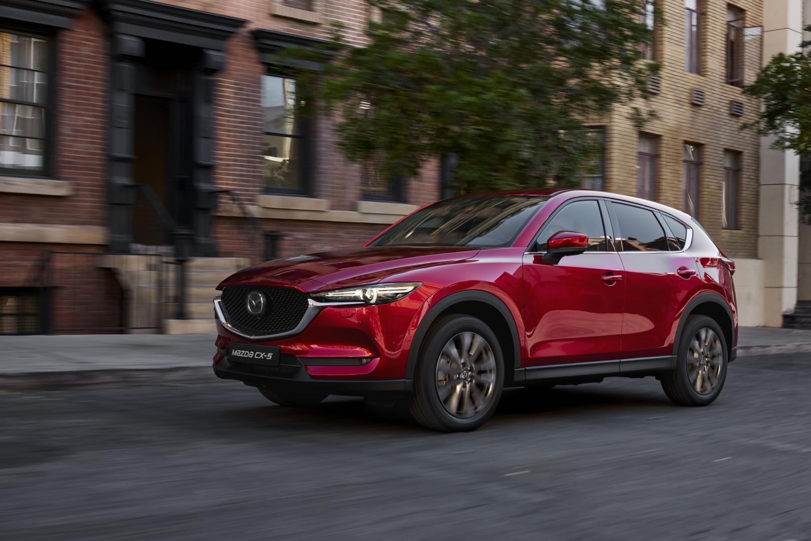 Crossovers van Mazda-CX-30