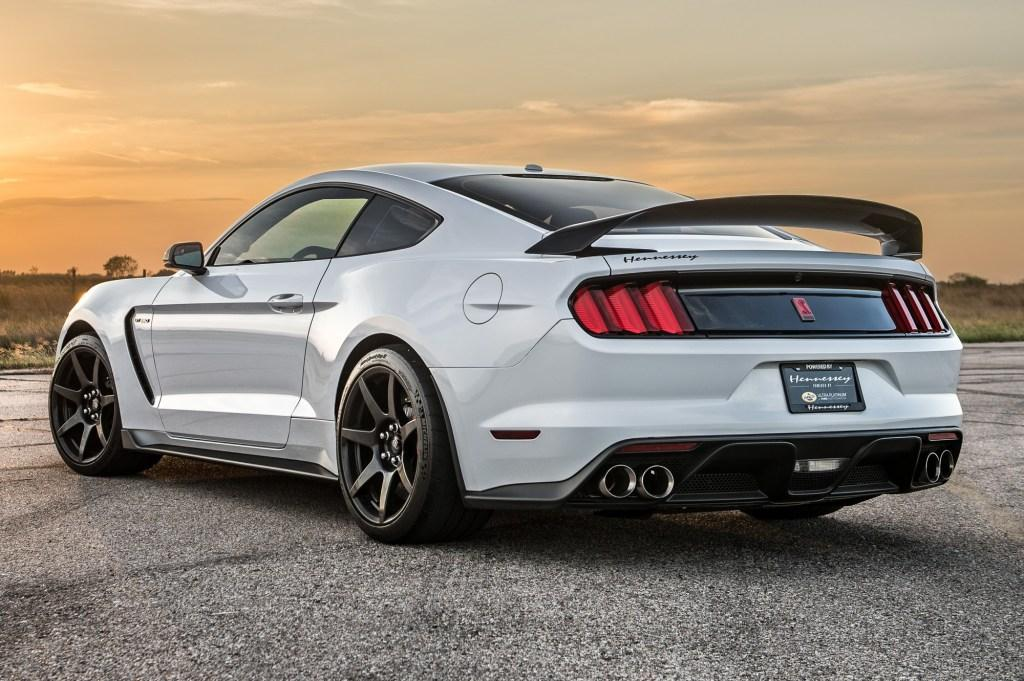 Hennessey Mustang GT350R