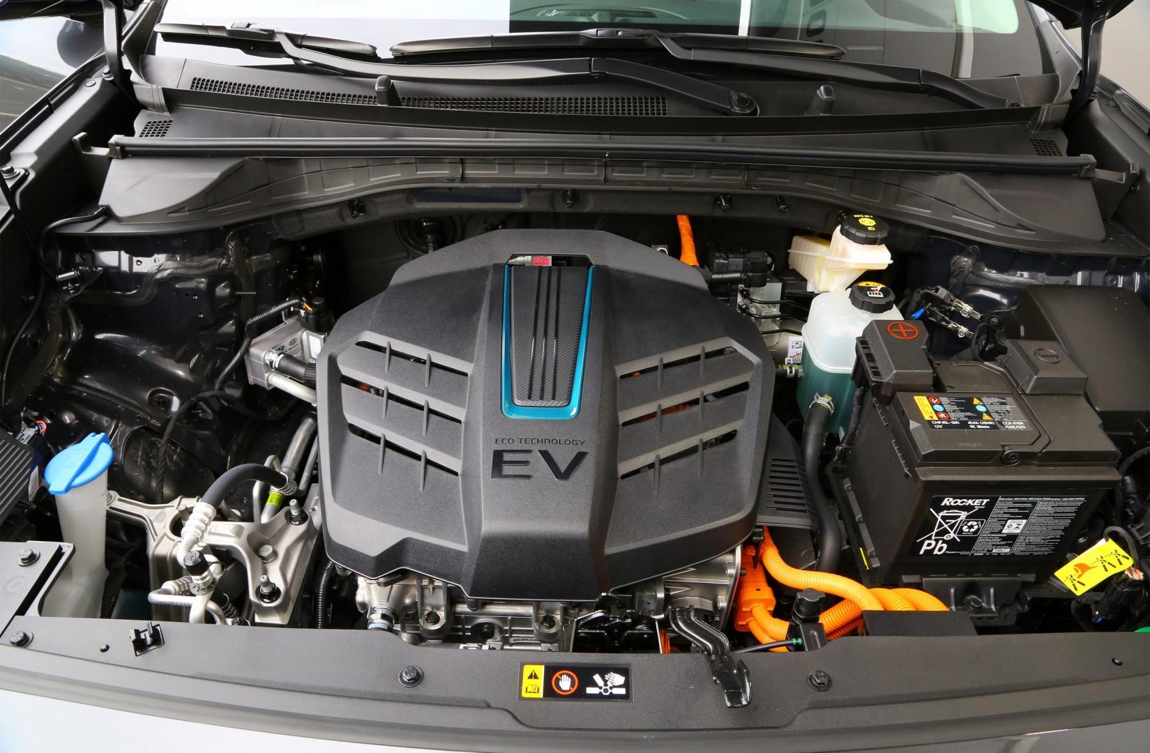 Kia e-niro elektromotor