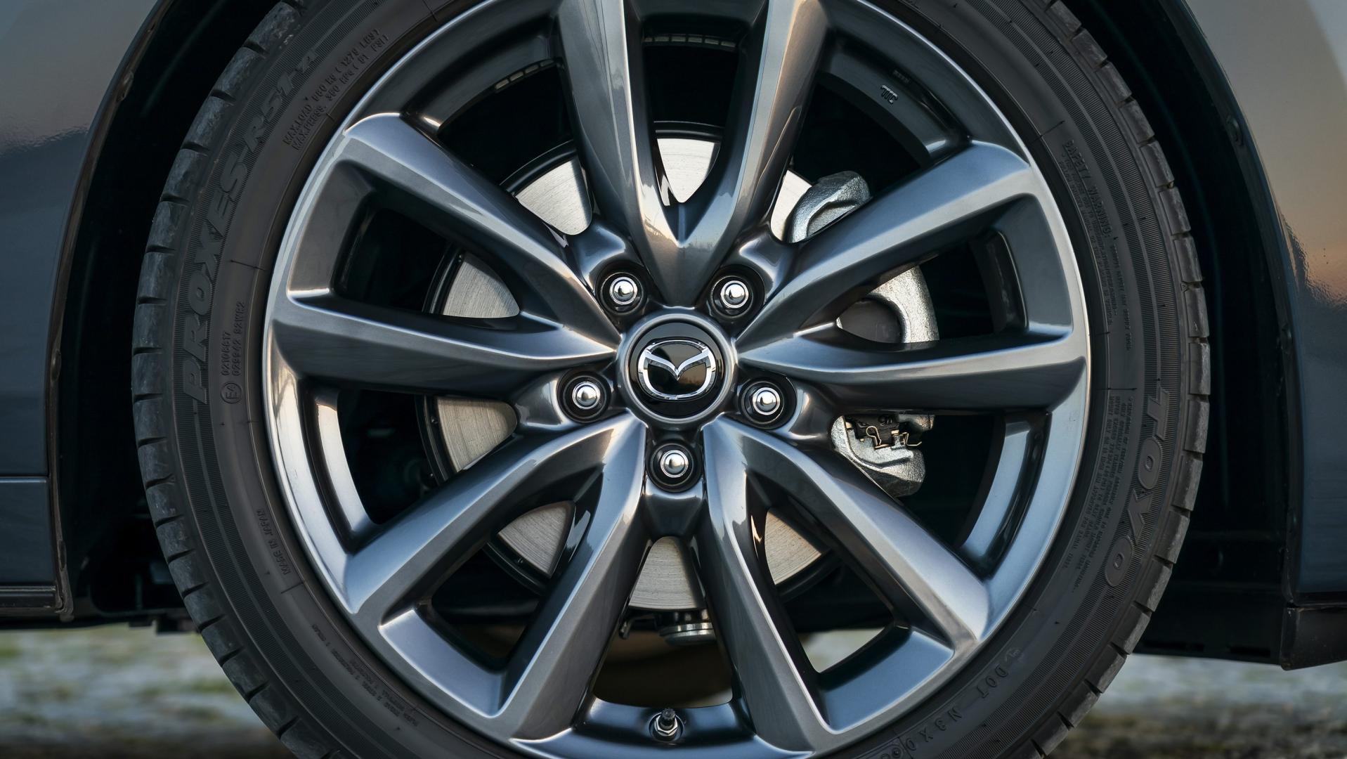 Mazda 3 2.0 SkyActiv-G 122 6MT Hatchback wielen